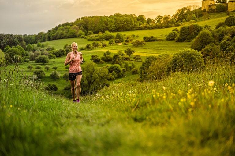 SaarlandTraum Weihermühle - Laufen in der Natur