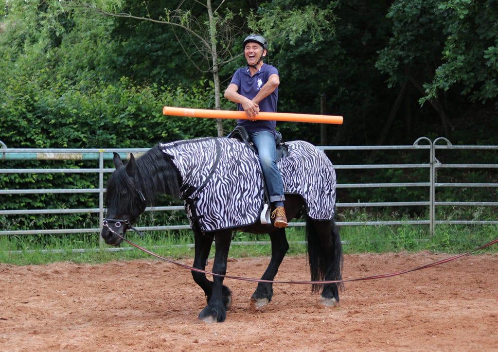 SaarlandTraum Weihermühle - Mit Freude auf dem Pferd