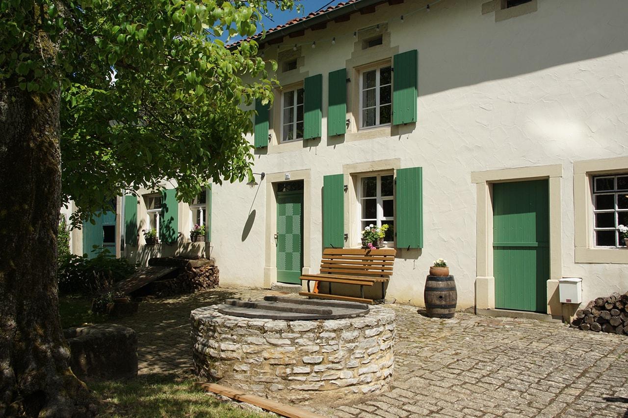 SaarlandTraum Weihermühle - Haus Saargau