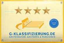 Saarlandtraum Weihermühle DEHOGA 4 Sterne